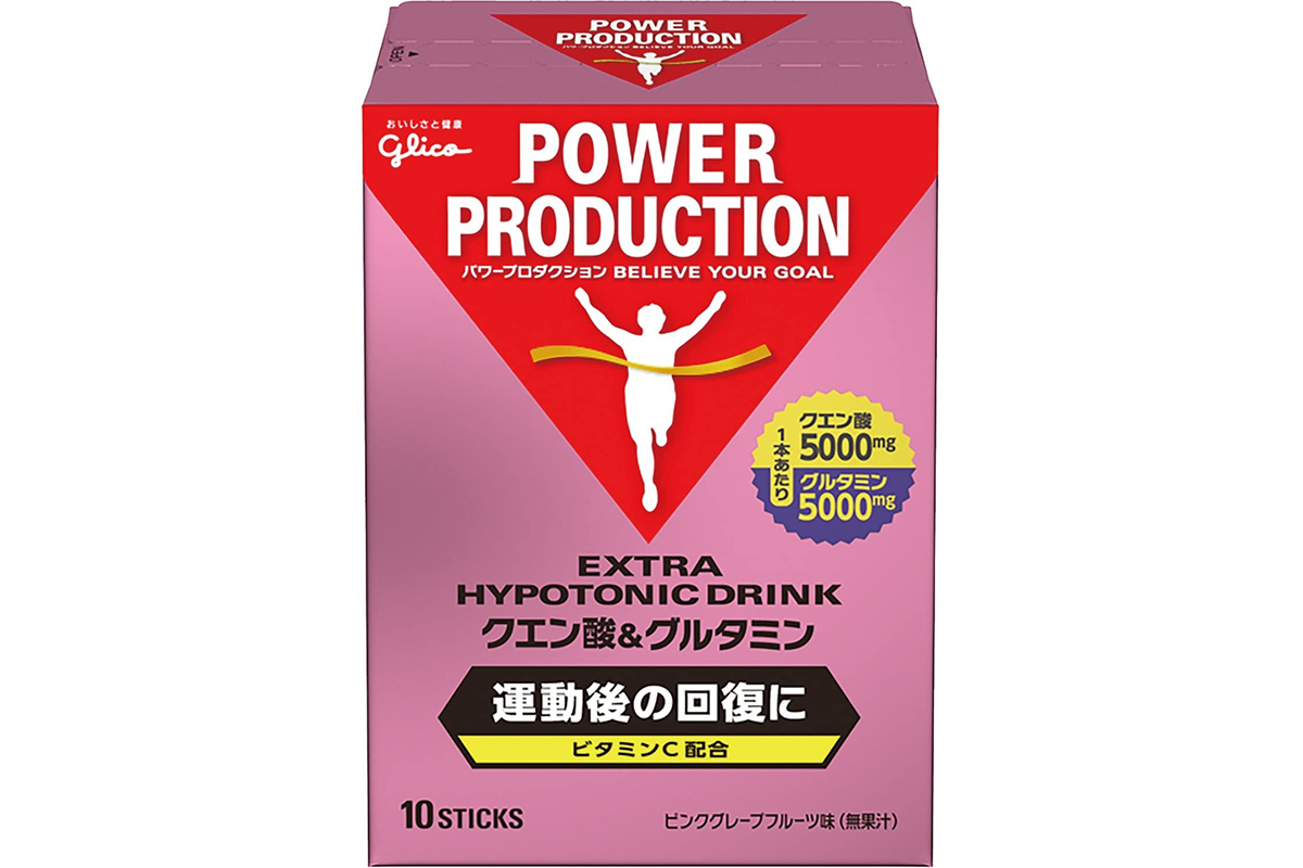 江崎Glico POWER PRODUCTION