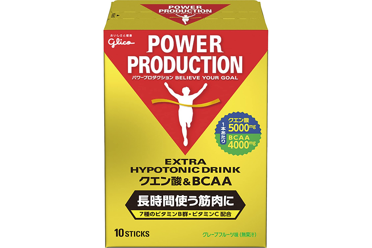 江崎 Glico POWER PRODUCTION