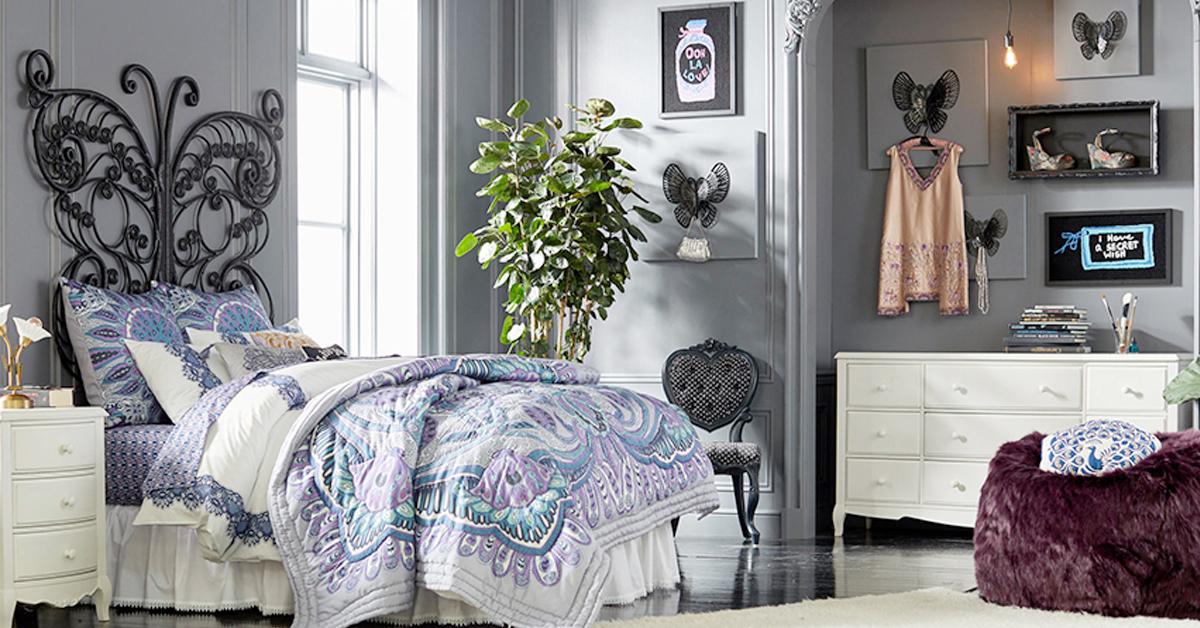让家里变成古典奢华的魔法空间!极致浪漫的ANNA SUI家俱系列新登场