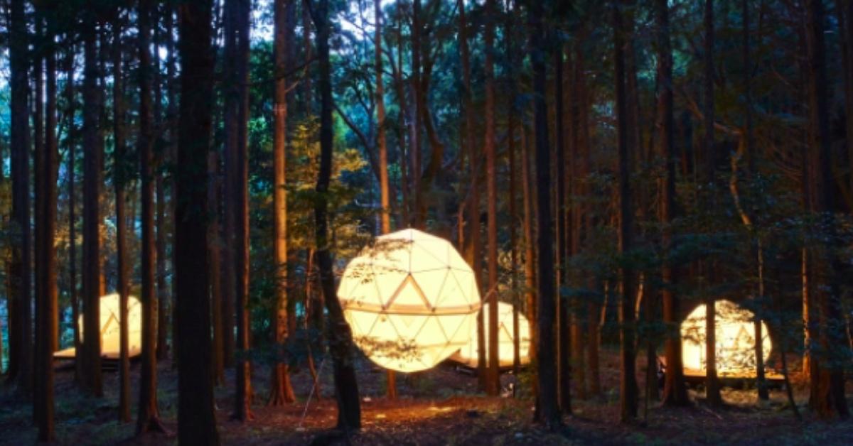 把公園變成飯店?!可以過夜的公園 靜岡縣・沼津市「INN THE PARK」 | 日本