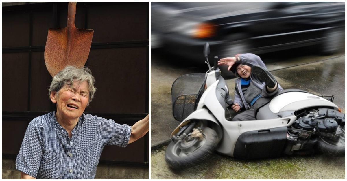 我的阿嬤哪有這麼ㄎㄧㄤ!逗趣幽默的西本喜美子89歲攝影展在東京