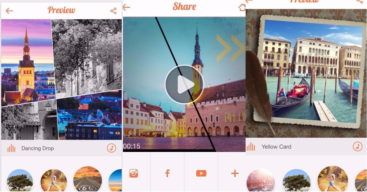 12/13限时免费App特辑:就用它来回顾今年吧!回忆幻灯片制作器《GoPix》限免中