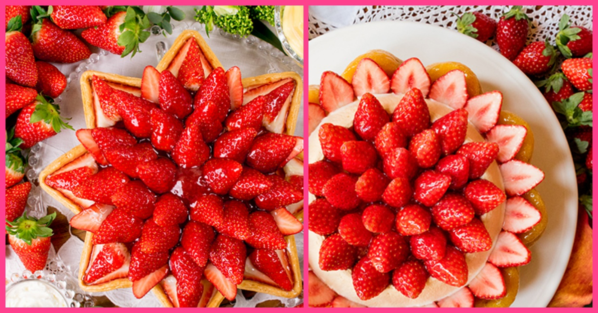10种草莓塔限定一星期!日本人气甜点「Qu'il fait bon」推出梦幻「草莓週」