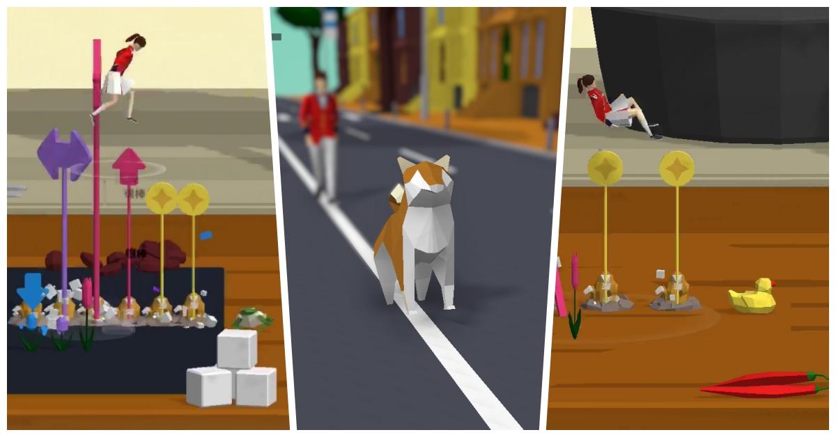跟动物们来场音乐Battle大游行!用律动感收集动物的3D风节奏手游《PARADE!》