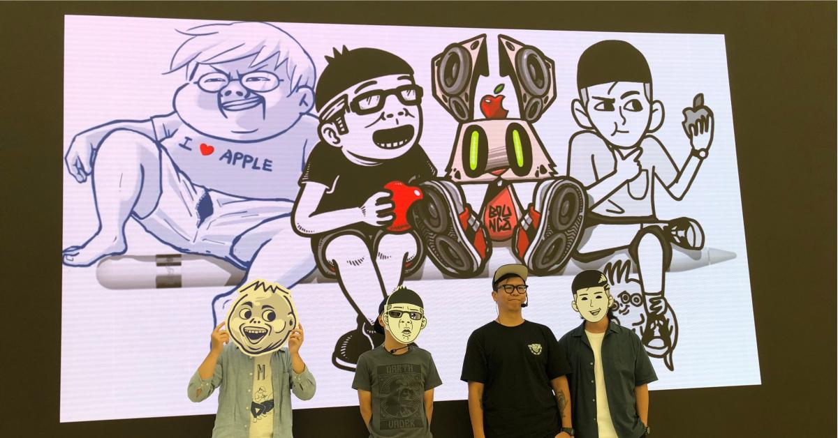 用iPad Pro也能画出油画!Duncan等四位图文创作者公开爱用绘图工具
