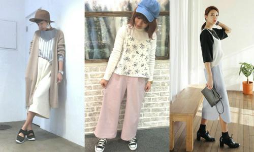 多一件时尚度就能立马倍增!让日本妞示範最IN的细肩带背心穿搭法