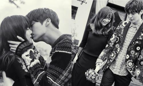 被幸福粉红感动的六月婚礼季!10首韩国人气婚礼歌曲