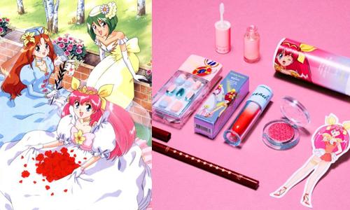 《爱天使传说》彩妆真的诞生惹!ETUDE HOUSE暑期3大联名新品开卖