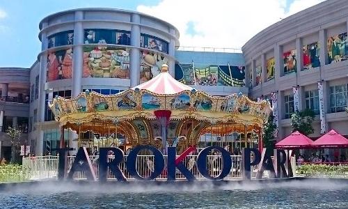 shopping mall也有梦幻旋转木马可外拍?4间台湾特色风格商场盘点