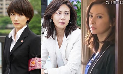 今年夏天女子当自强啊!盘点3部职业女性为主的日剧