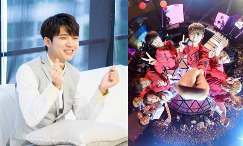 哈特王子离场前的撩妹4部曲!《最强音》演出台韩艺人现场竟然这么可爱啦