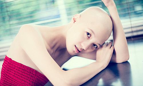 勇敢女生吴娮翎Avis「癌症让我学会了生命中的无所畏惧!」