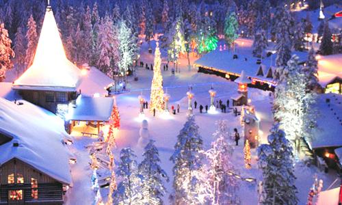 一年给自己一份圣诞大礼!5个此生必去的梦幻冬日景点