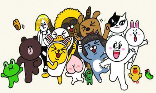 Kakao Friends与Line Friends的超萌战役!今晚你要选择「都、几」?
