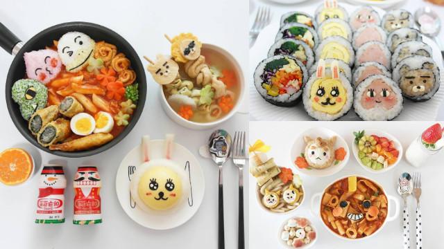 Kakao Friends的韩食主题餐厅?丰盛精緻的韩式料理童趣上桌啰~