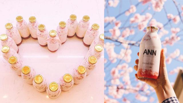 韩妞人手一瓶的人气饮品!韩国罐装草莓牛奶特搜