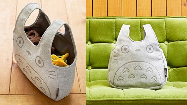 好想带着「龙猫托特包」上街去!日本邮便局推龙猫限定商品萌出新高