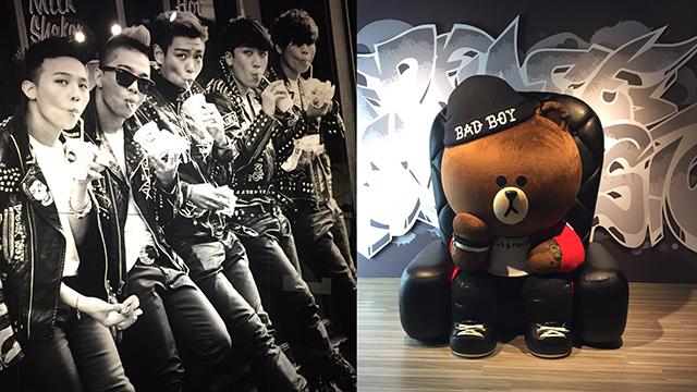 等不及10月才能见到G-Dragon吗?BIGBANG十週年展抢先直击