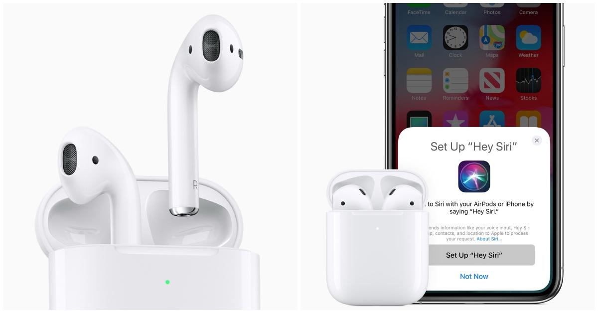 新AirPods支援「嘿Siri」与无线充电!苹果惊喜连三炸新品整理