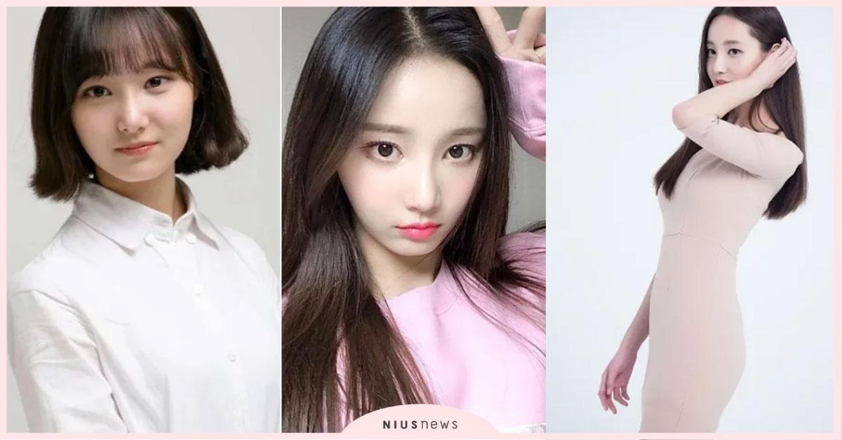 韩美女偶像出道前旧照流出!吃「地狱餐」终于瘦下10KG被怀疑进厂维修