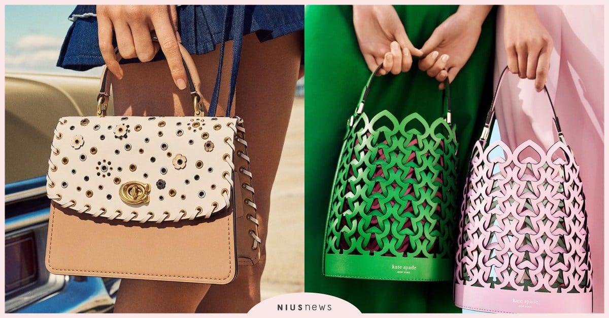 清凉夏天必备的「洞洞包」!小资女孩想要投资夏日包款可以选这3个品牌!