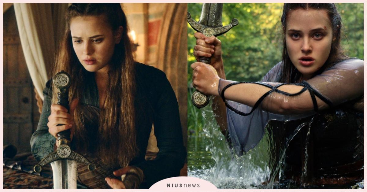 鋼鐵人女兒獲神力抗敵!Netflix新劇《天命之咒》化身「湖中女神」改寫經典傳說 鋼鐵人、天命之咒Netflix、漢娜的遺言、凱薩琳蘭馥、美劇