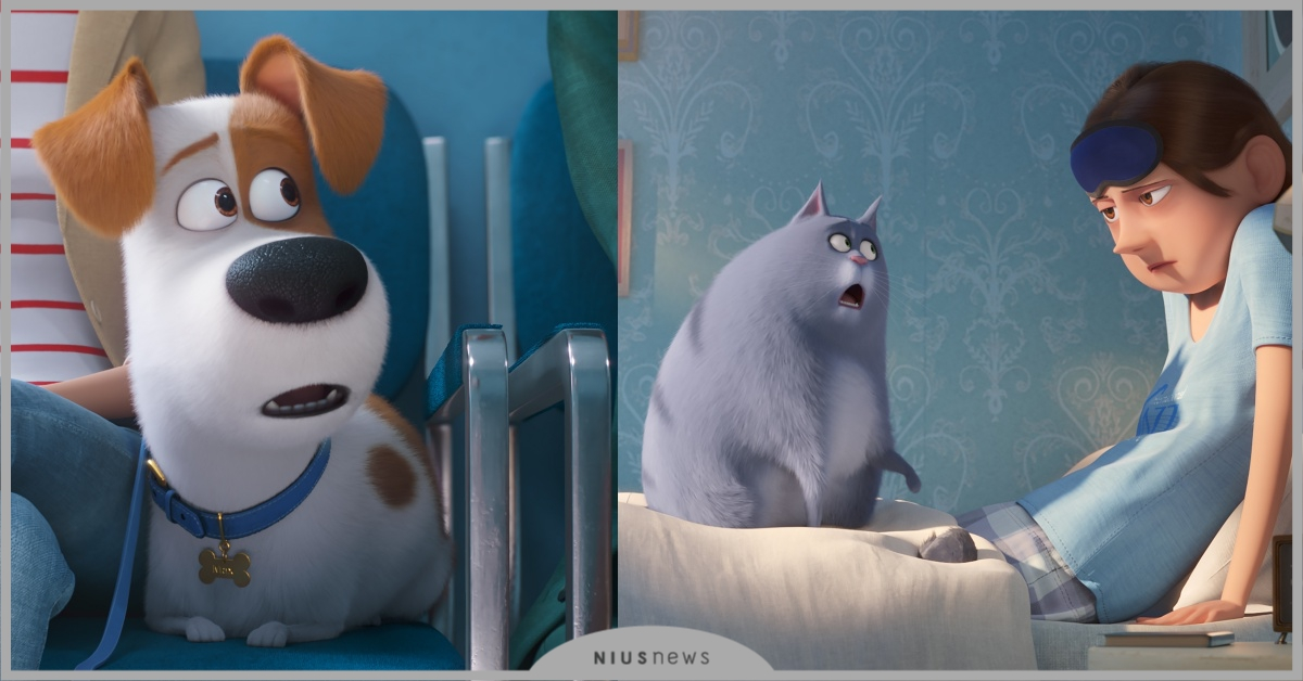 THE SECRET LIFE OF PETS 2寵物當家2