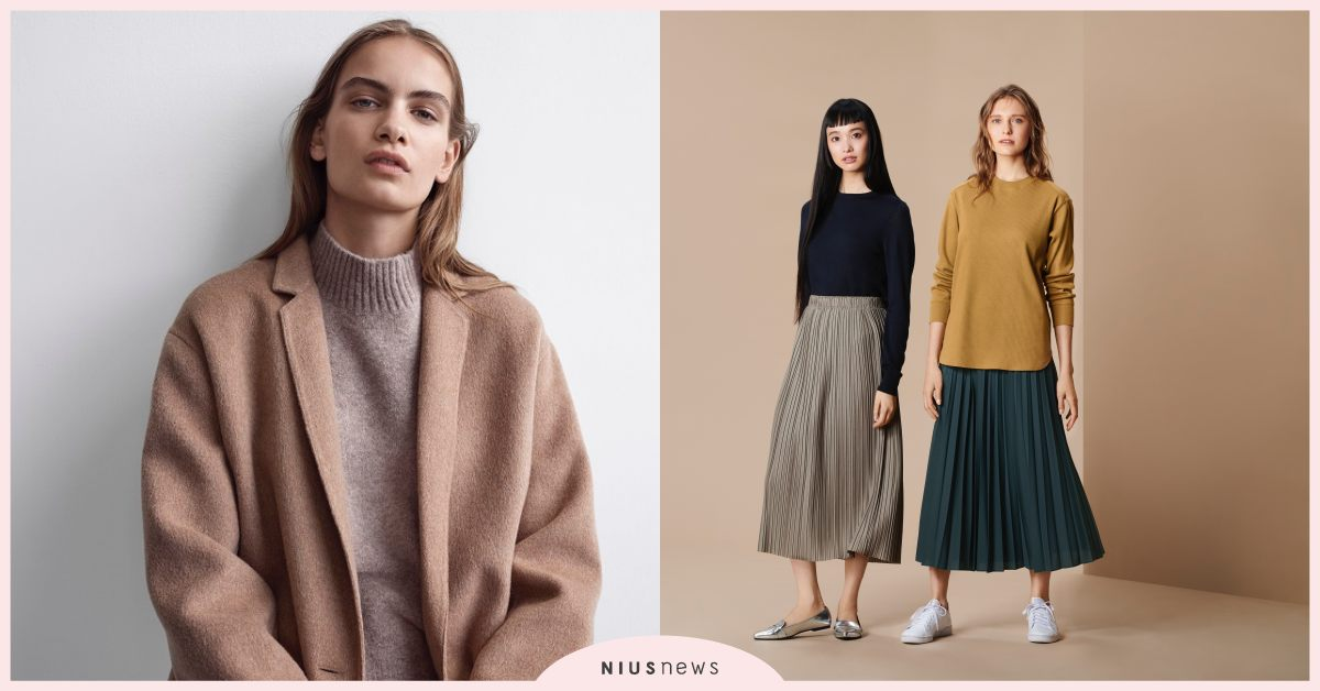 UNIQLO 2019秋冬系列 New Form Follows Function源自功能的美學 UNIQLO、 2019秋冬、 UNIQLO新品