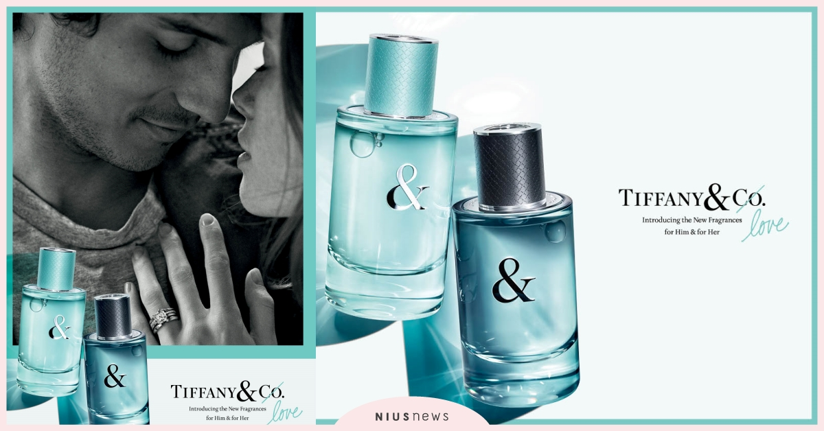 Tiffany & Love 愛語男女對香 Tiffany&Co.、香水、情侶