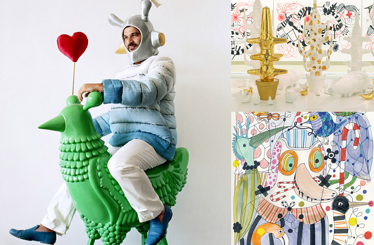 今年最有趣的設計展來啦!一窺Jaime Hayon特展的設計故事!
