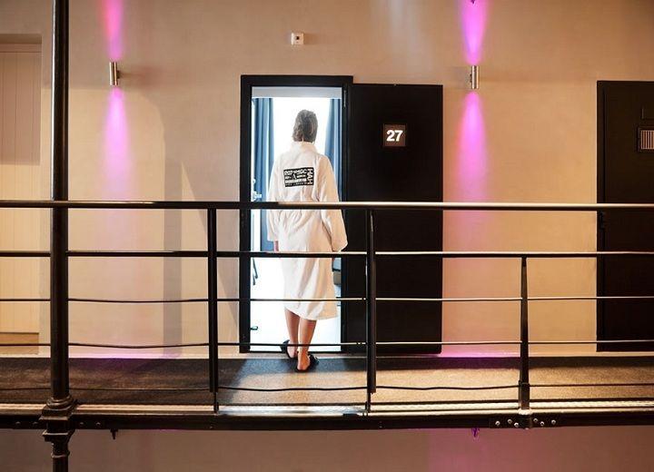 拜託把我关进去!监狱大变身!由监狱改造而成的超豪华酒店!