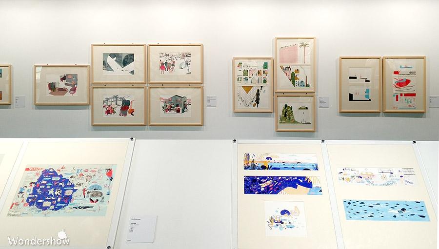 【展览笔记】连结世界的想像,波隆纳插画展在台湾
